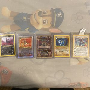 Pokémon Cards $50 Each Obo for Sale in Columbus, OH