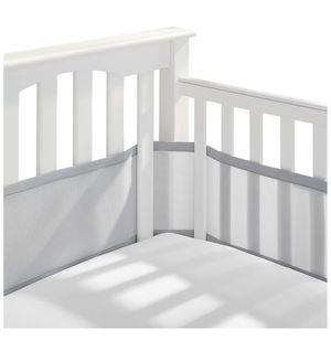 Mesh crib bumper for Sale in Santa Clarita, CA