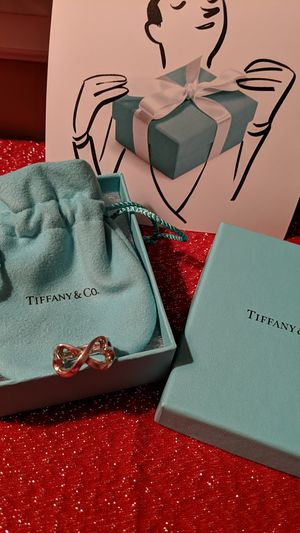 Tiffany & Co Double Heart Ring for Sale in McKeesport, PA