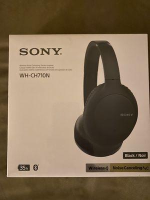 Sony Wireless Noise canceling Headphones for Sale in Chesapeake, VA