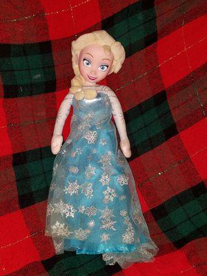 Elsa from Disney's Frozen, Plush for Sale in North Providence, RI