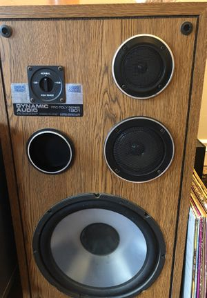 Dynamic Audio Speakers 125 watts for Sale in San Diego, CA