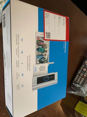Ring video doorbell pro+chime pro for Sale in Germantown, MD