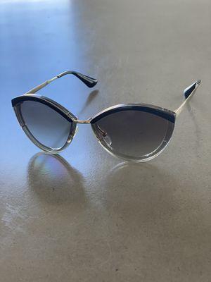 Authentic PRADA Cinma evolution Women's Sunglasses Spr 07u for Sale in Miami, FL