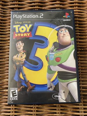 Toy Story 3 (NFR PS2) for Sale in Las Vegas, NV