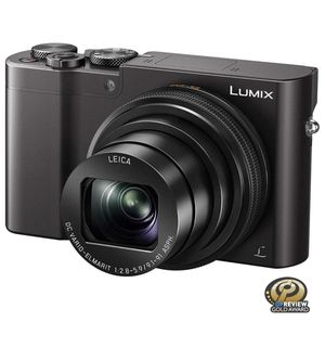 Panasonic Lumix DMC-ZS100 Digital Point 4K Shoot Camera, Black #DMC-ZS100S for Sale in Chicago, IL