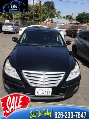 2011 Hyundai Genesis for Sale in El Monte, CA