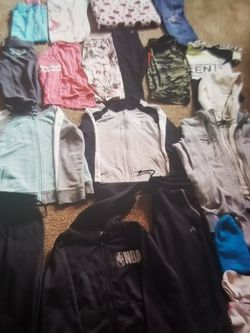 Close for kids size 10 to 12 for Sale in Renton,  WA