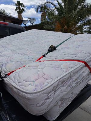Free Full Bed in Good Condition-will deliver within reason! for Sale in Las Vegas, NV