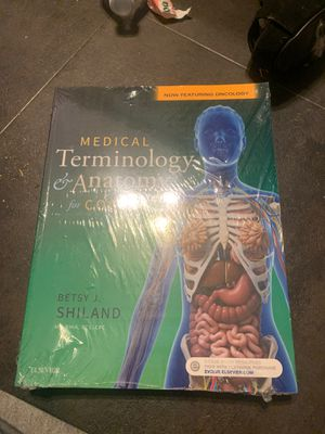 Medical assisting / medical code books for Sale in Corona, CA