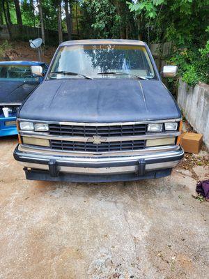 1989 Chevy Silverado for Sale in Snellville, GA