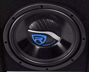"The 500-watt Rockville RV10.1B Single 10 ""subwoofer is one of the best all-in-one subwoofer bass for Sale in Winter Haven, FL"