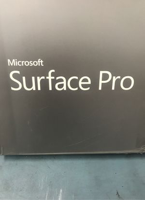 Microsoft Surface Pro 3 brand new. I'll throw the keyboard in for free!! for Sale in Carlsbad, CA