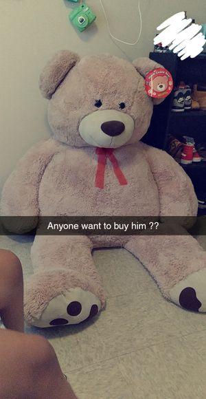 12 ft teddy bear for Sale in San Antonio, TX