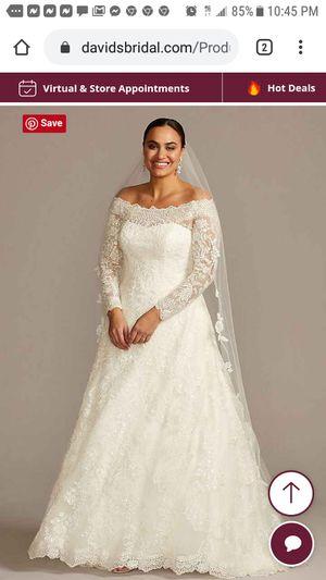 wedding dress for Sale in Alameda, CA