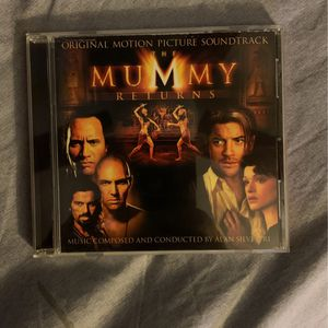 The Mummy Returns: Original Motion Picture Soundtrack for Sale in Pasadena, CA