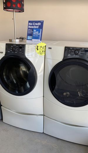 Kenmore washer and dryer set 267 E. Highland Ave. for Sale in San Bernardino, CA