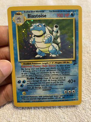 Pokemon Blastoise for Sale in Federal Way, WA