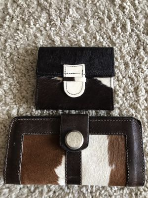 Genuine Cowhide Clutch & Wallet for Sale in Pittsburgh, PA