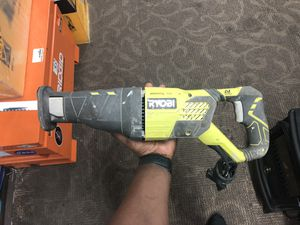 SAWZALL , Tools-Power Ryobi .. Negotiable for Sale in Baltimore, MD