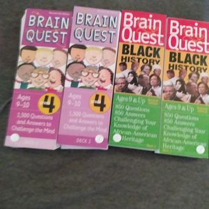 Brain Quest FLASH Cards for Sale in Washington, DC