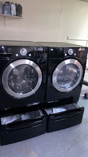 Washer and Electric Dryer for Sale in Gilbert, AZ