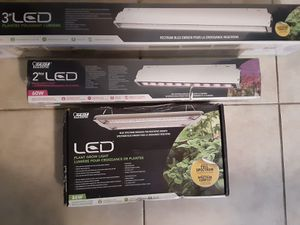 Plant grow lights for Sale in New Smyrna Beach, FL