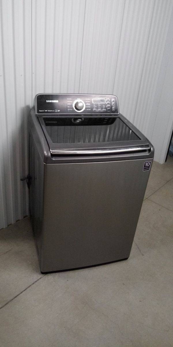 Samsung Smart Washer For Sale In Austin Tx Offerup
