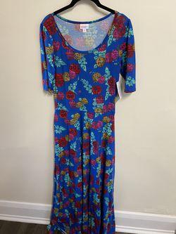 Brand New Lularoe Ana Maxi Dress Medium Aline Style for Sale in Muncy,  PA