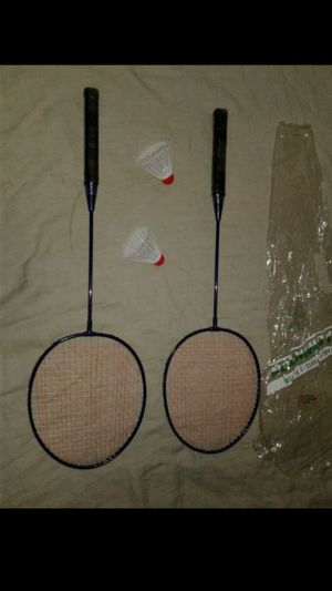 NEW Badminton Full Set Black & Red for Sale in Gaithersburg, MD