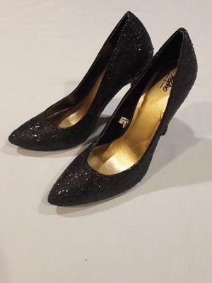 Black sparkly heels for Sale in Las Vegas, NV