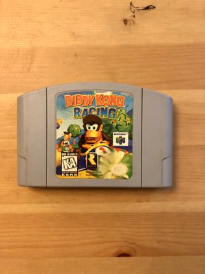 Diddy Kong Racing N64 for Sale in Fort Lauderdale, FL