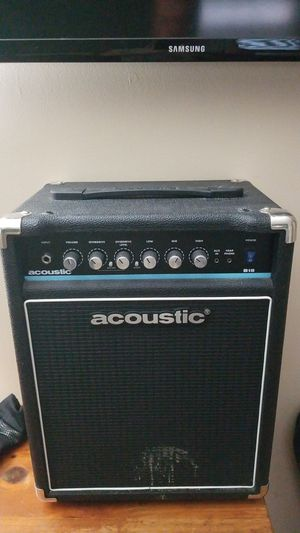 Acoustic bass amp for Sale in Elgin, IL