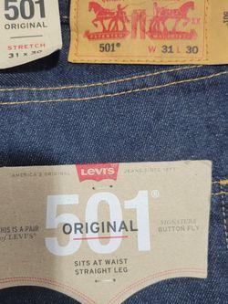 NEW 501 LEVI'S Jean for Sale in Chicago,  IL
