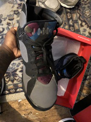 Jordan 7's Bordos size 8 for Sale in Washington, DC