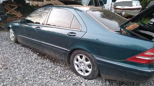 Parting out 2000. S430 Mercedes for Sale in Everett, WA