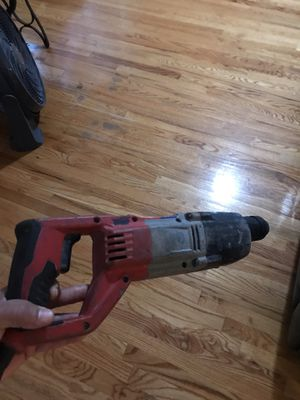 Milwuakee sds hammer drill corded for Sale in Staten Island, NY