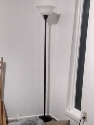 Floor lamp/ Moving for Sale in Portland, OR