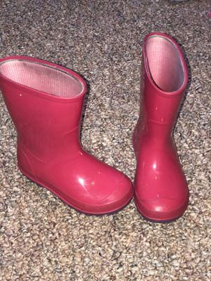 Rain boots for Sale in Jacksonville, FL