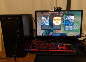 200 FPS DOTA GAMING MACHINE PC for Sale in Hackensack, NJ