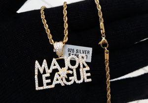 Hip hop Major League Necklace for Sale in Los Angeles, CA