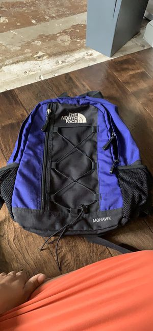 The North face backpack for Sale in Fresno, CA
