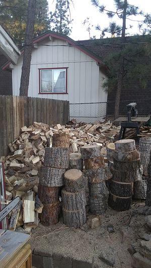 Firewood for Sale in Big Bear, CA