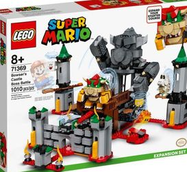 Mario Brothers 71369 Lego Browsers Castle for Sale in Claremont,  CA