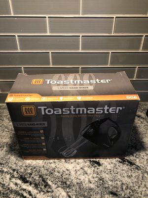 Toastmaster Hand Mixer for Sale in Mesa, AZ