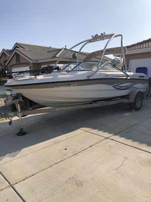 2008 reinell 18' ski/fishing boat for Sale in Hesperia, CA