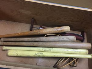 Old little league baseball bats for Sale in Smyrna, GA