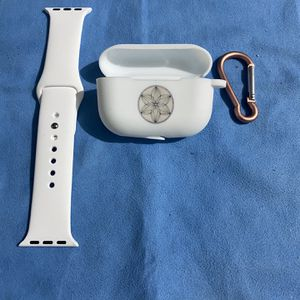 AirPods Pro Case & Apple Watch Band38mm&40mm Series 1-2-3-4-5-6 for Sale in Nashville, TN