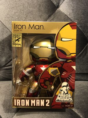 Marvel Mighty Muggs Iron Man Mark VI SDCC Exclusive for Sale in Fresno, CA