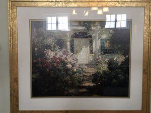 Color block framed print for Sale in Port Royal, SC